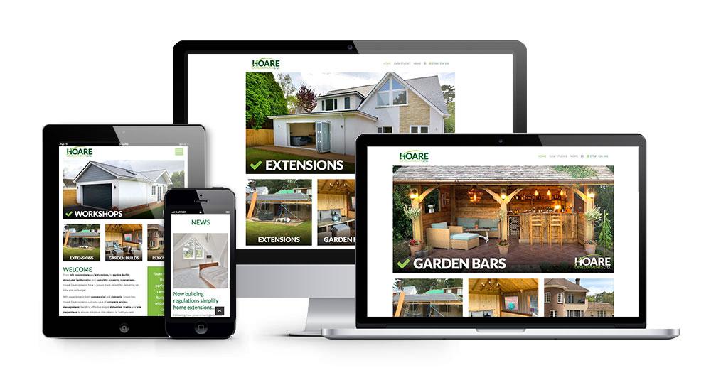 Hoare Developments Ltd The Bournemouth Web Design Company