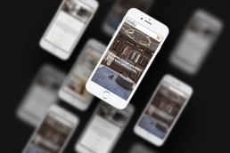 mobile web design bournemouth poole christchurch